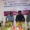 26.09.2016 : FDP on Real Time Practices in Electrical & Electronics Engineering @ EEE Dept.