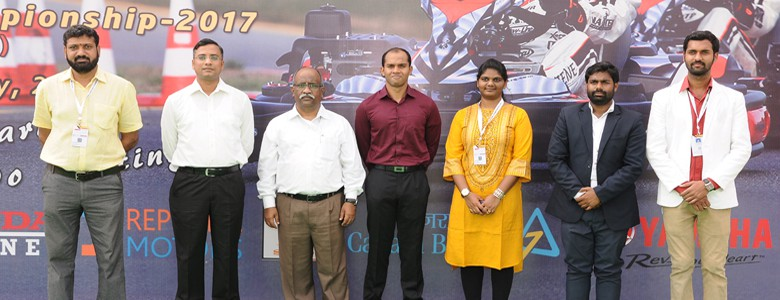 Inauguration of Vishnu Karting Championship - 2017