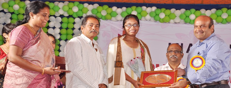 Lakshmi Bhavya T : A Spectacular mark of Vishnu in Civil Services.