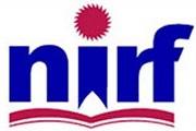 Ranked in MHRD - NIRF